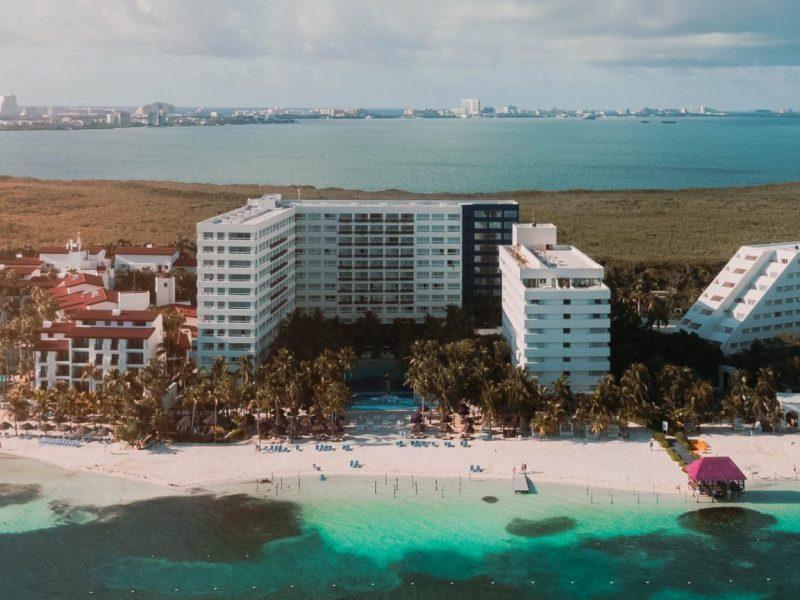 Lo mejor de 2 mundos en Cancún: Hospedaje