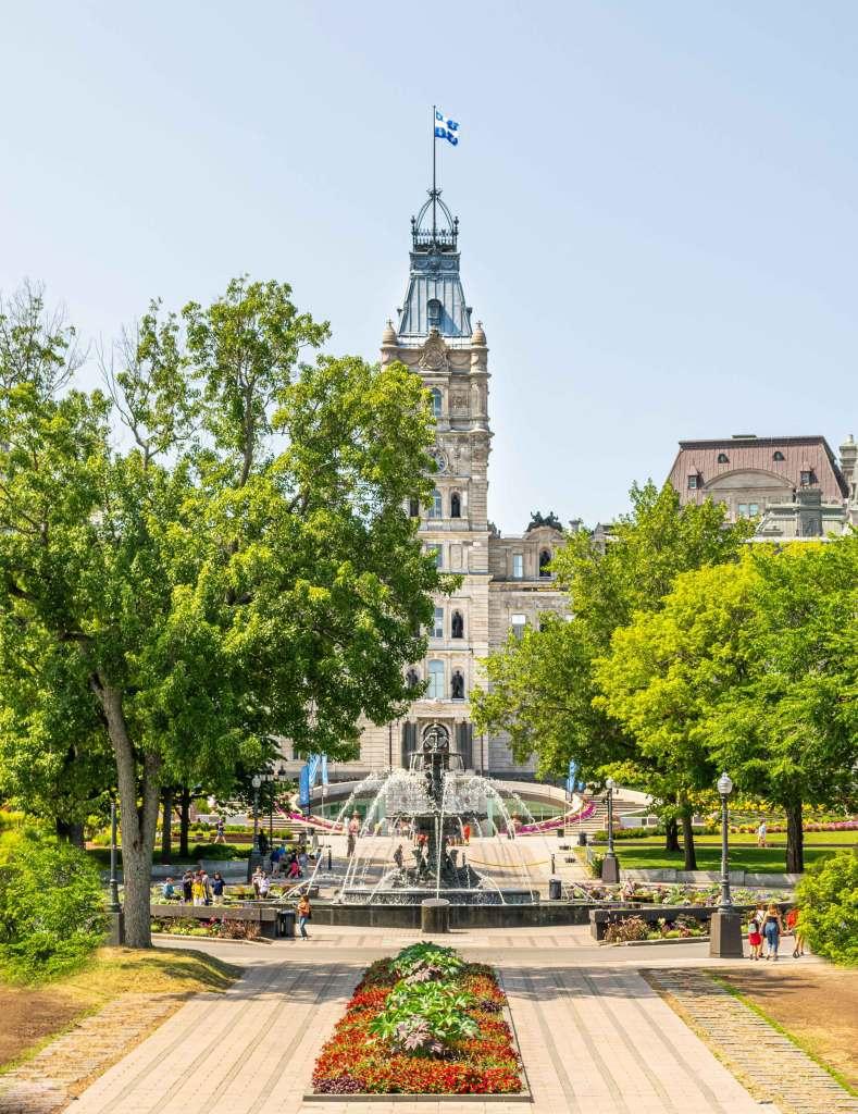 Quebec, Infinite Joy. Pasaporte de vacunación