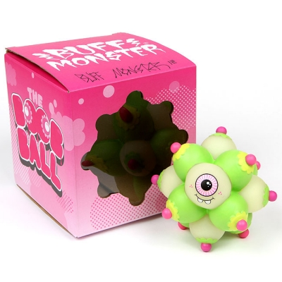 Photo: New Buff Monster minis look a lot like Katamari