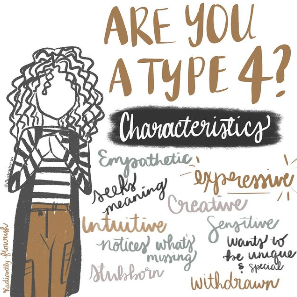Am I a true Type Four Personality? Looking into my Enneagram!