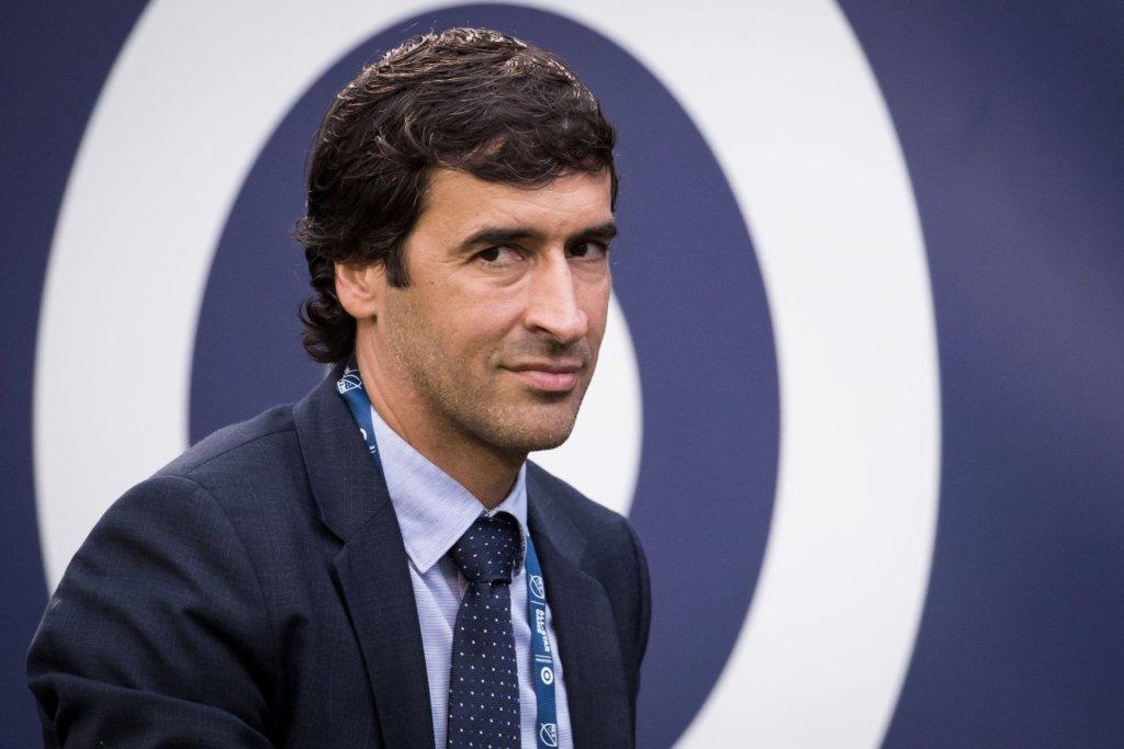 Real Madrid announce Raúl González as Castilla's new head coach