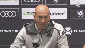 Zidane's verdict on Bayern defeat