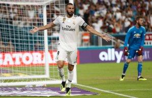 Real Madrid's 2019 pre-season schedule