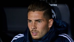 Luca Zidane close to joining Racing Santander