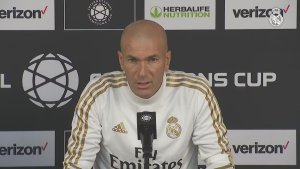 """Zidane: """"I never disrespected anyone, certainly not a player"""""""