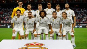 Confirmed: Real Madrid's starting XI against Arsenal