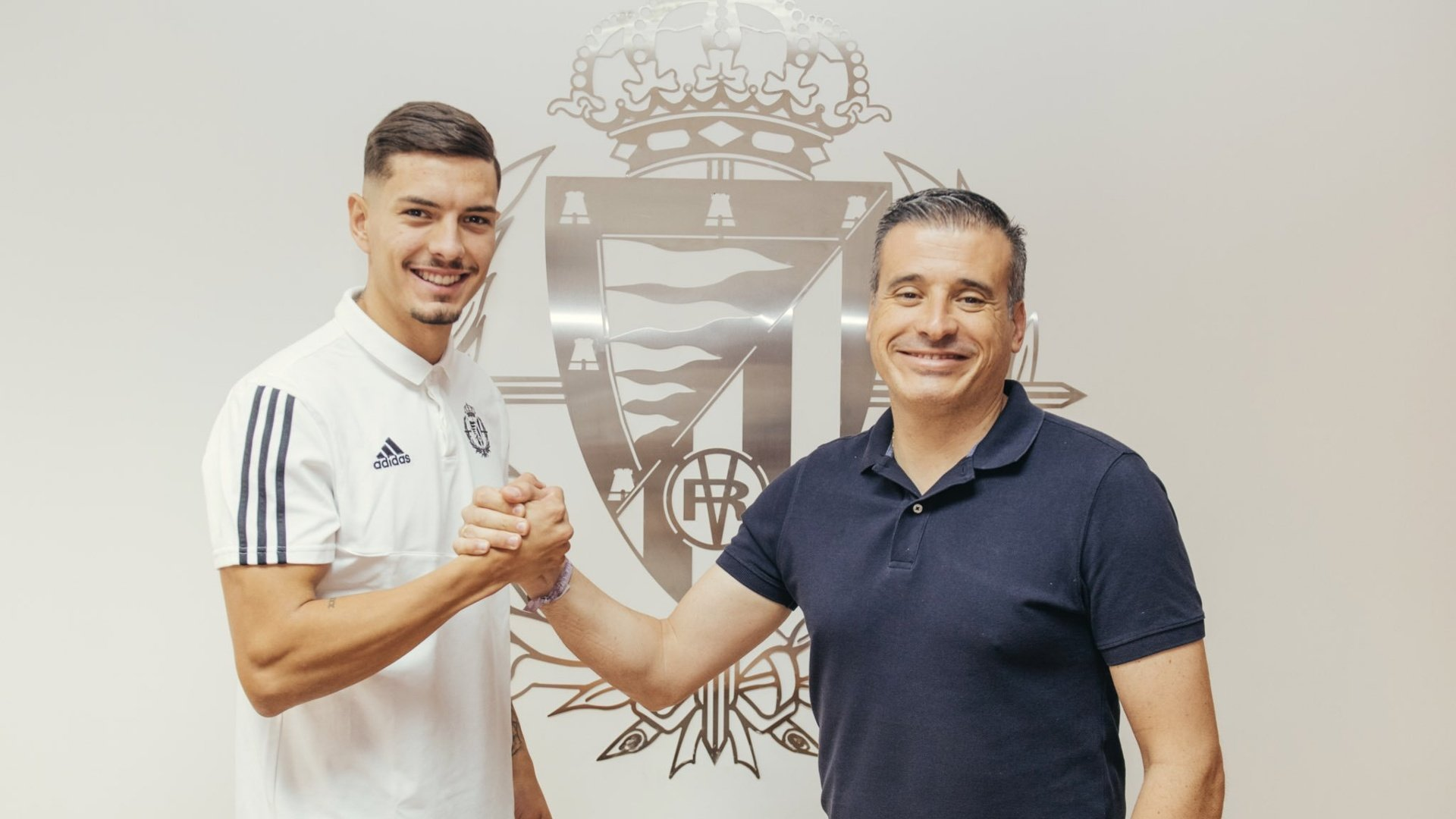 OFFICIAL: Javi Sánchez moves on loan to Valladolid