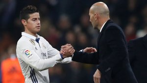 Zidane pressures board to sell James & Bale