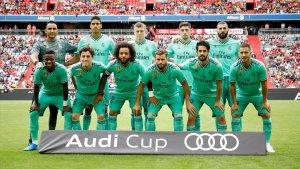 Confirmed: Real Madrid's 20-man squad for the Salzburg game
