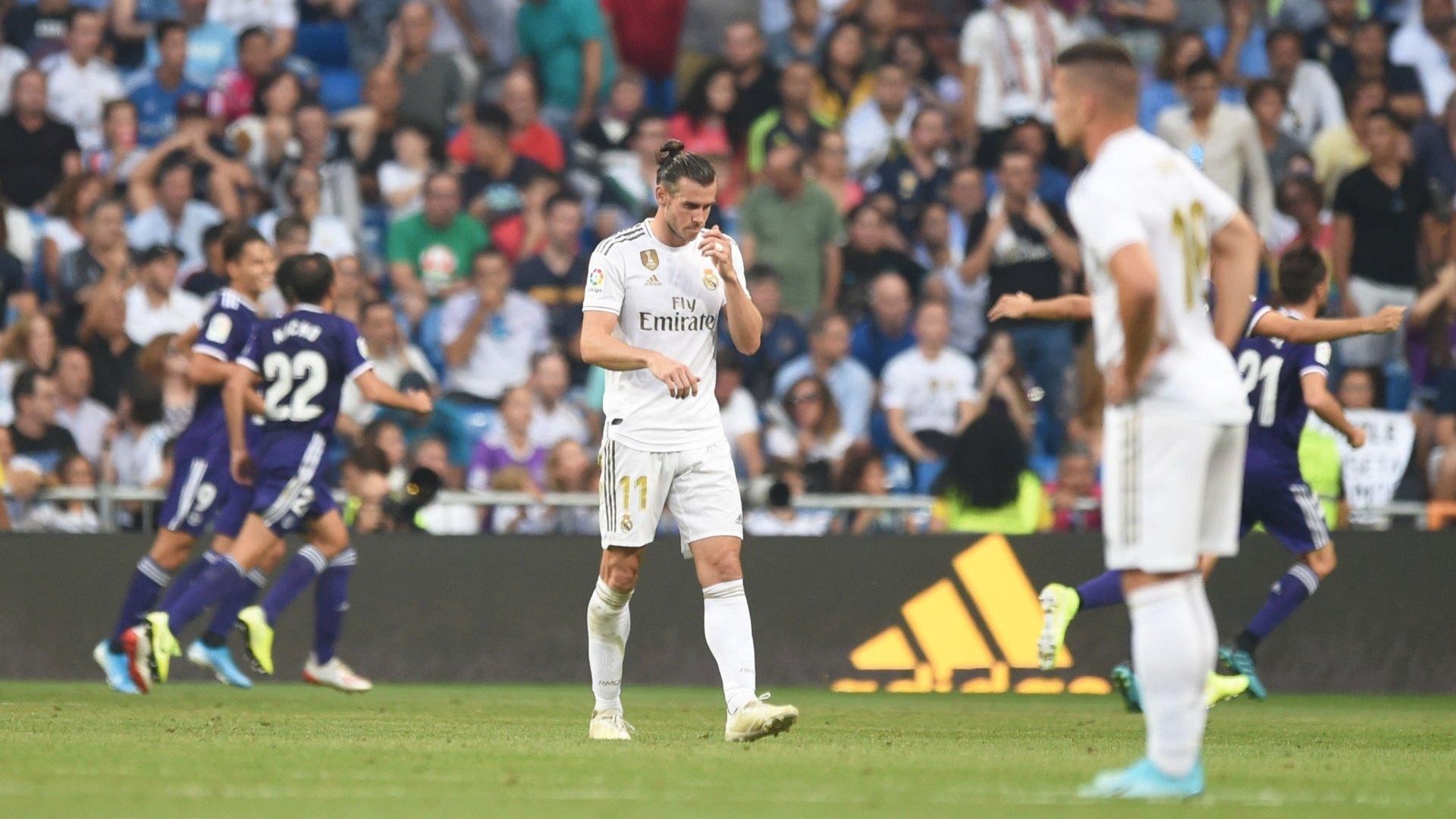 Match Report Real Madrid 1 1 Real Valladolid Infinite Madrid