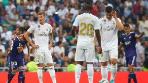 Real Madrid's defensive disaster summed up in one goal