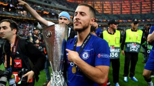 Eden Hazard named Europa League Player of the Season