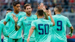 Match Report: RB Salzburg 0-1 Real Madrid