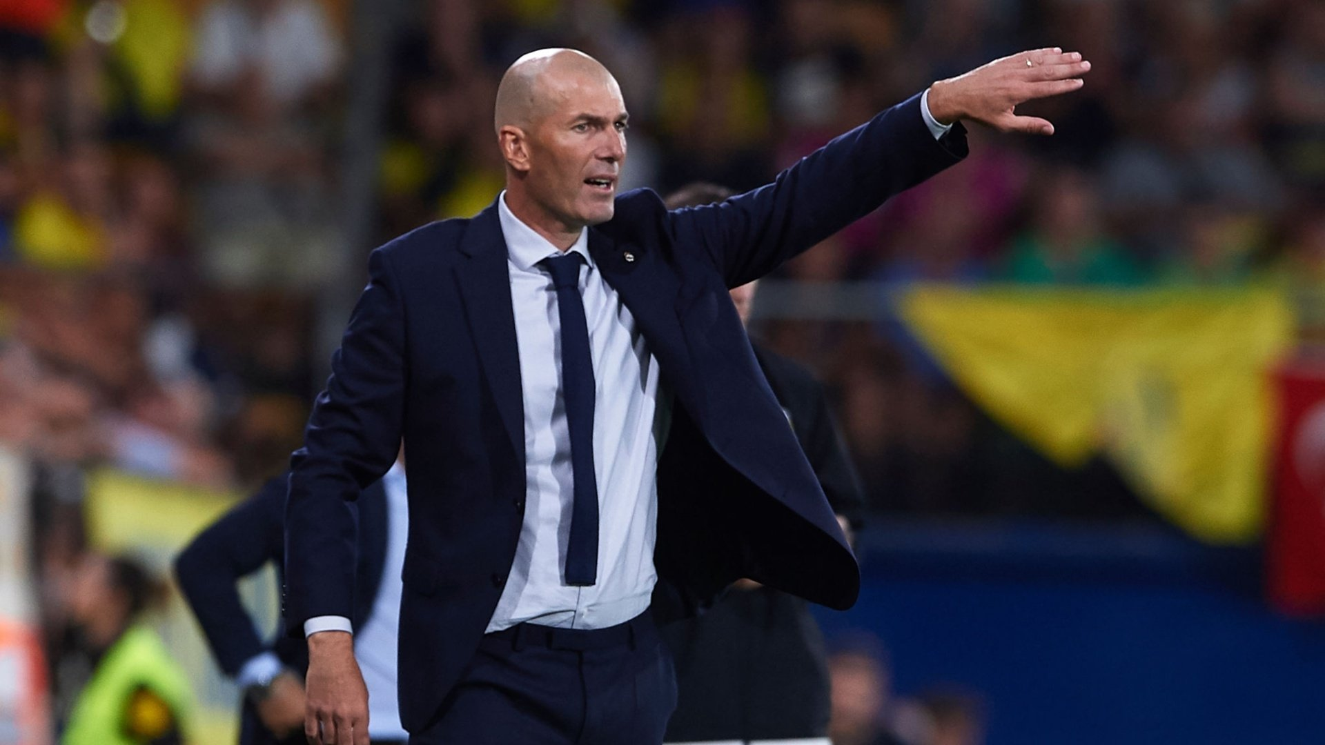 """Zidane: """"The positive thing is the way we reacted"""""""