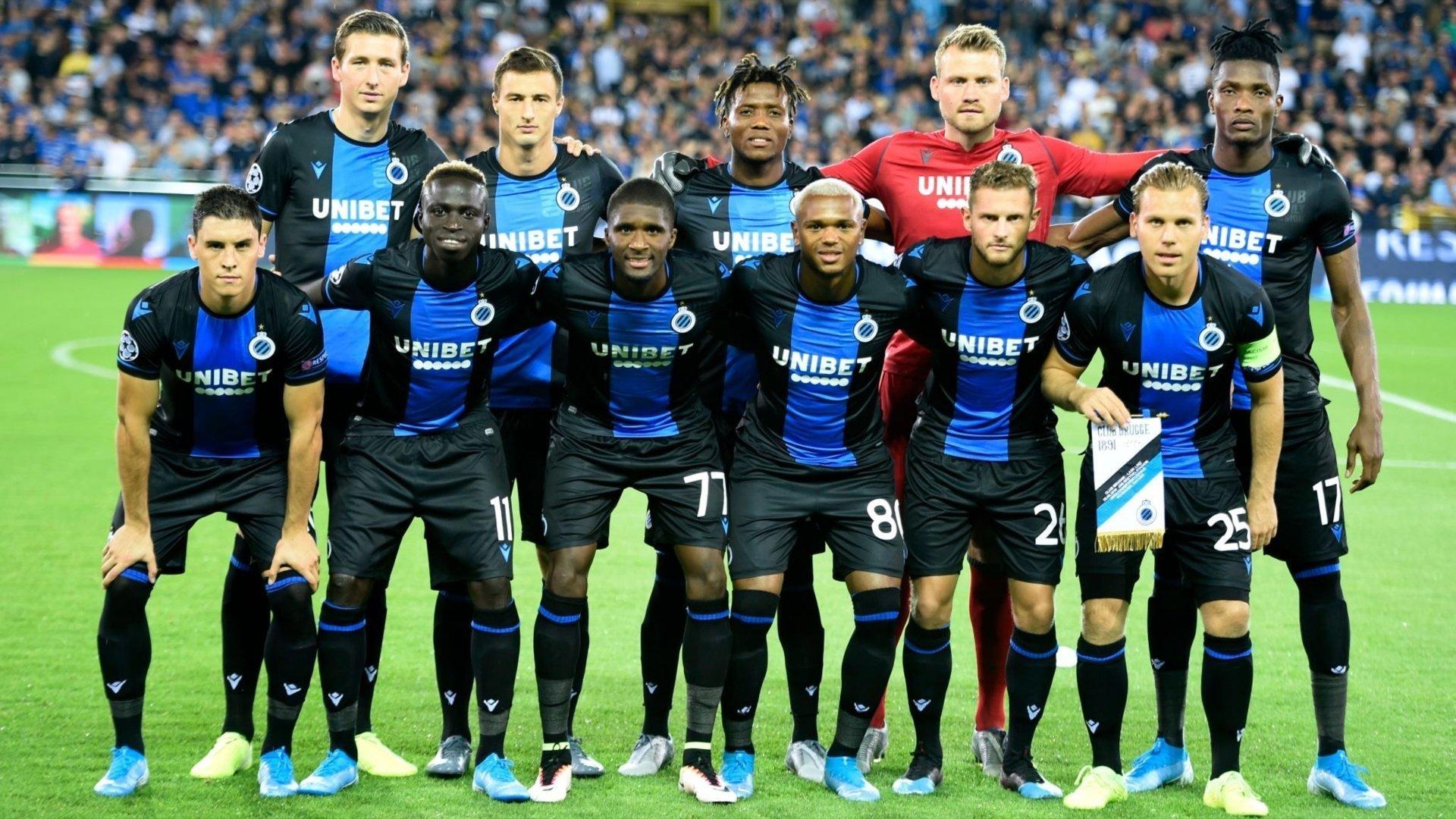 Champions League Rivals Club Brugge Part Infinite Madrid