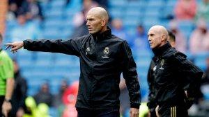 "Zidane: ""It was a phenomenal first-half performance"""