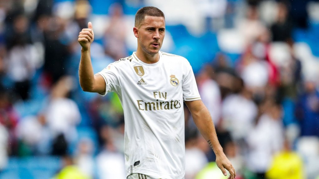 """Hazard: """"It's a dream to be here and I hope to make the most of it"""""""
