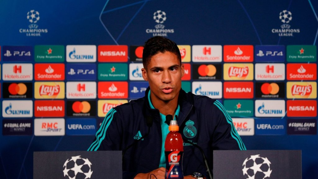 """Varane: """"This competition is very special for Real Madrid"""""""