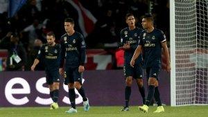 Report: PSG 3-0 Real Madrid