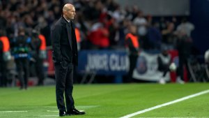 "Zidane: ""We really lacked intensity, it was a poor match from us"""
