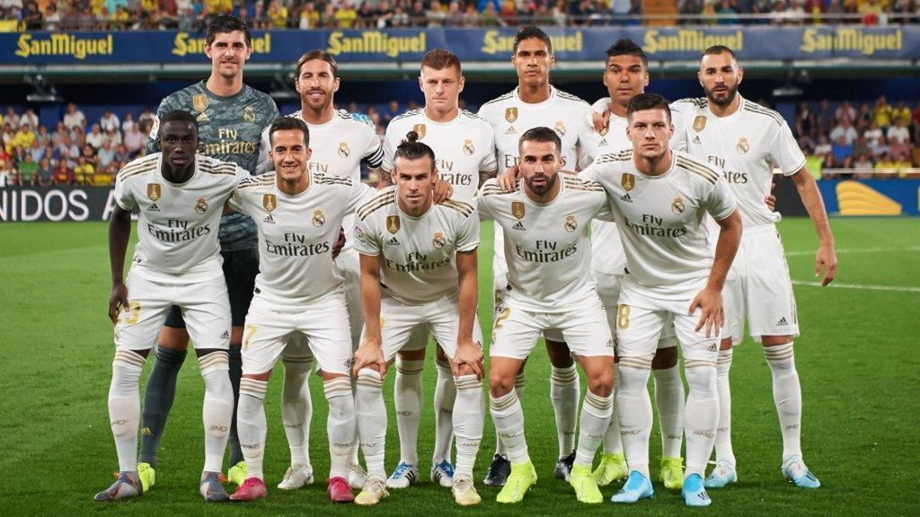 Real Madrid's 19-man squad for Sevilla clash