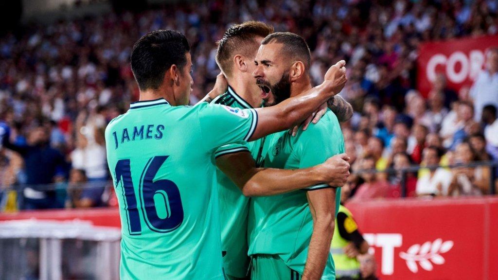 Report: Sevilla 0-1 Real Madrid
