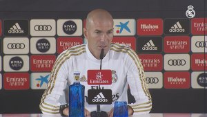 "Zidane: ""The key thing is to always give it our all"""