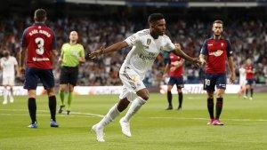 Report: Real Madrid 2-0 Osasuna