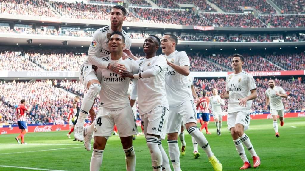 Preview: Atletico vs Real Madrid – El Derbi Madrileño —  LaLiga