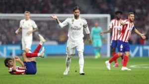 Report: Atletico Madrid 0-0 Real Madrid