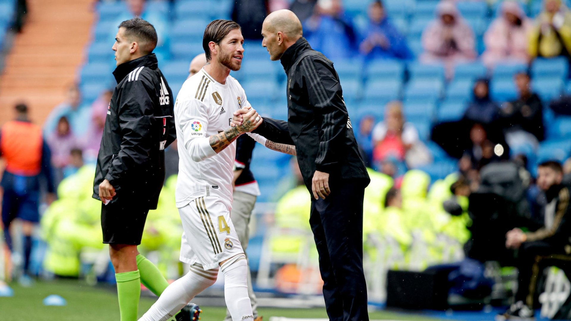 How Zidane converted a lackluster defence into a formidable one