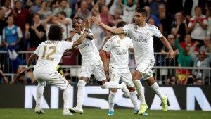 Report: Real Madrid 2-2 Club Brugge