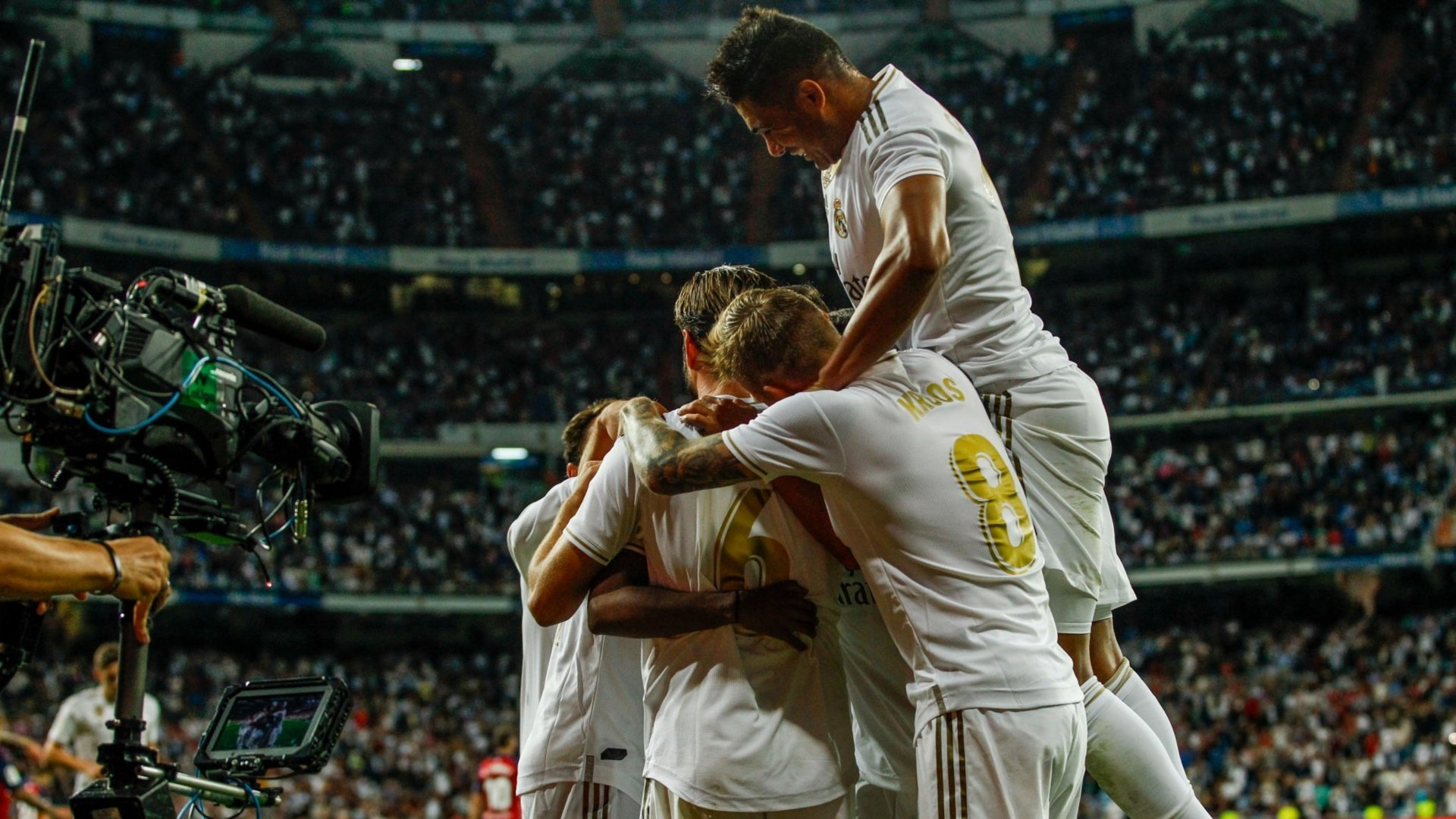 Preview: Real Madrid vs Granada — LaLiga Matchday 8