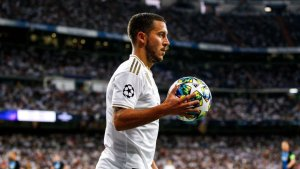 Revealed: Real Madrid's 19-man squad for Galatasaray clash