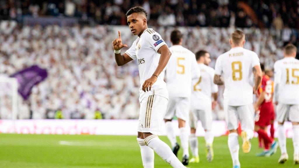 Report: Real Madrid 6-0 Galatasaray