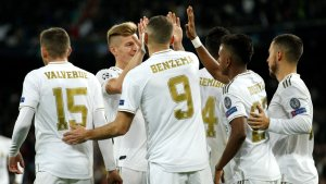 Confirmed: Real Madrid's 19-man squad for PSG clash