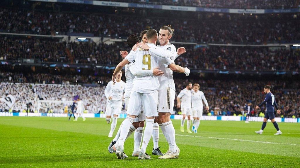 Report: Real Madrid 2-2 Paris Saint-Germain