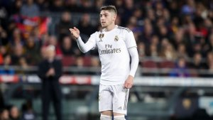 Real Madrid's 19-man squad for Bilbao clash