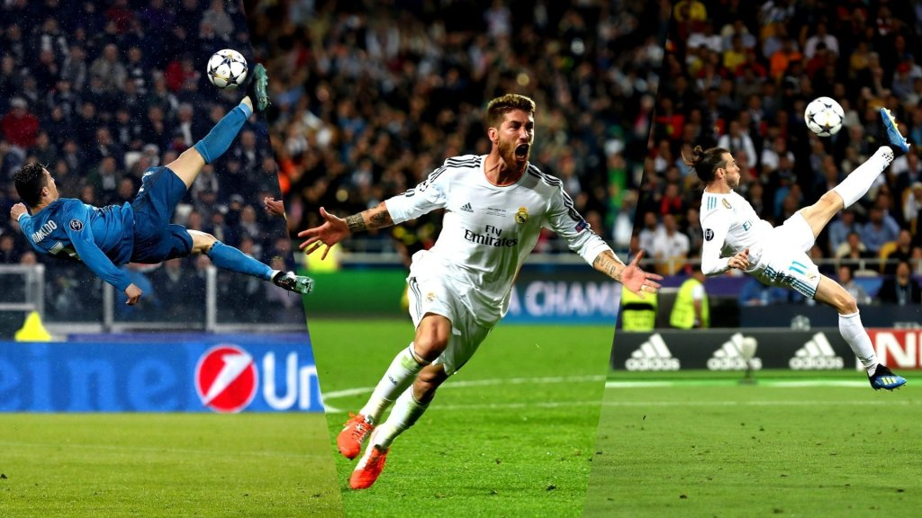 VIDEO: Real Madrid TOP 100 Goals Of The Decade