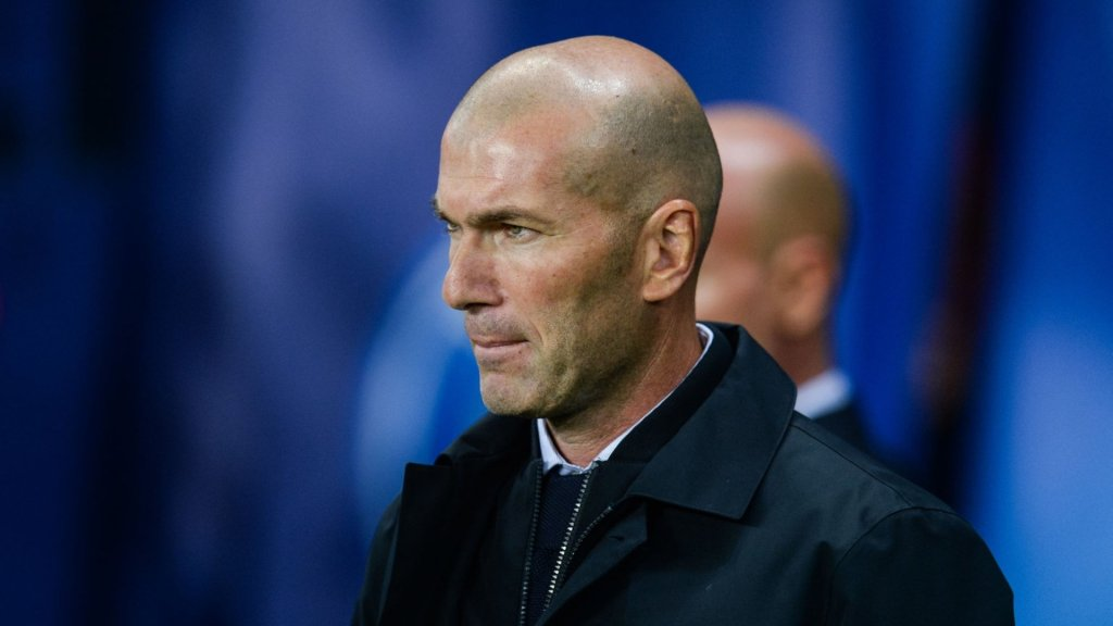 Confirmed: Real Madrid's travelling squad to face Club Brugge
