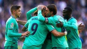 Report: Real Madrid 2-0 Espanyol