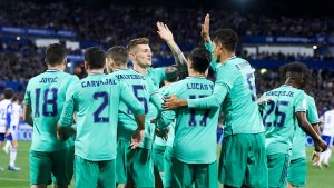 Report: Real Zaragoza 0-4 Real Madrid