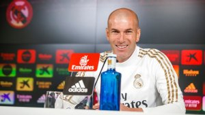 All of Zidane's Madrid derby press conference quotes