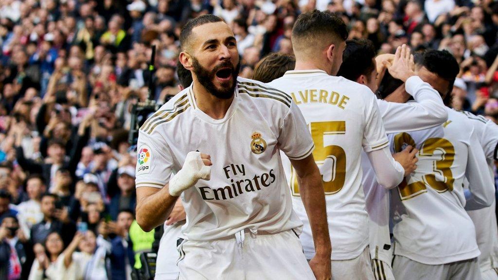 Report: Real Madrid 1-0 Atlético Madrid