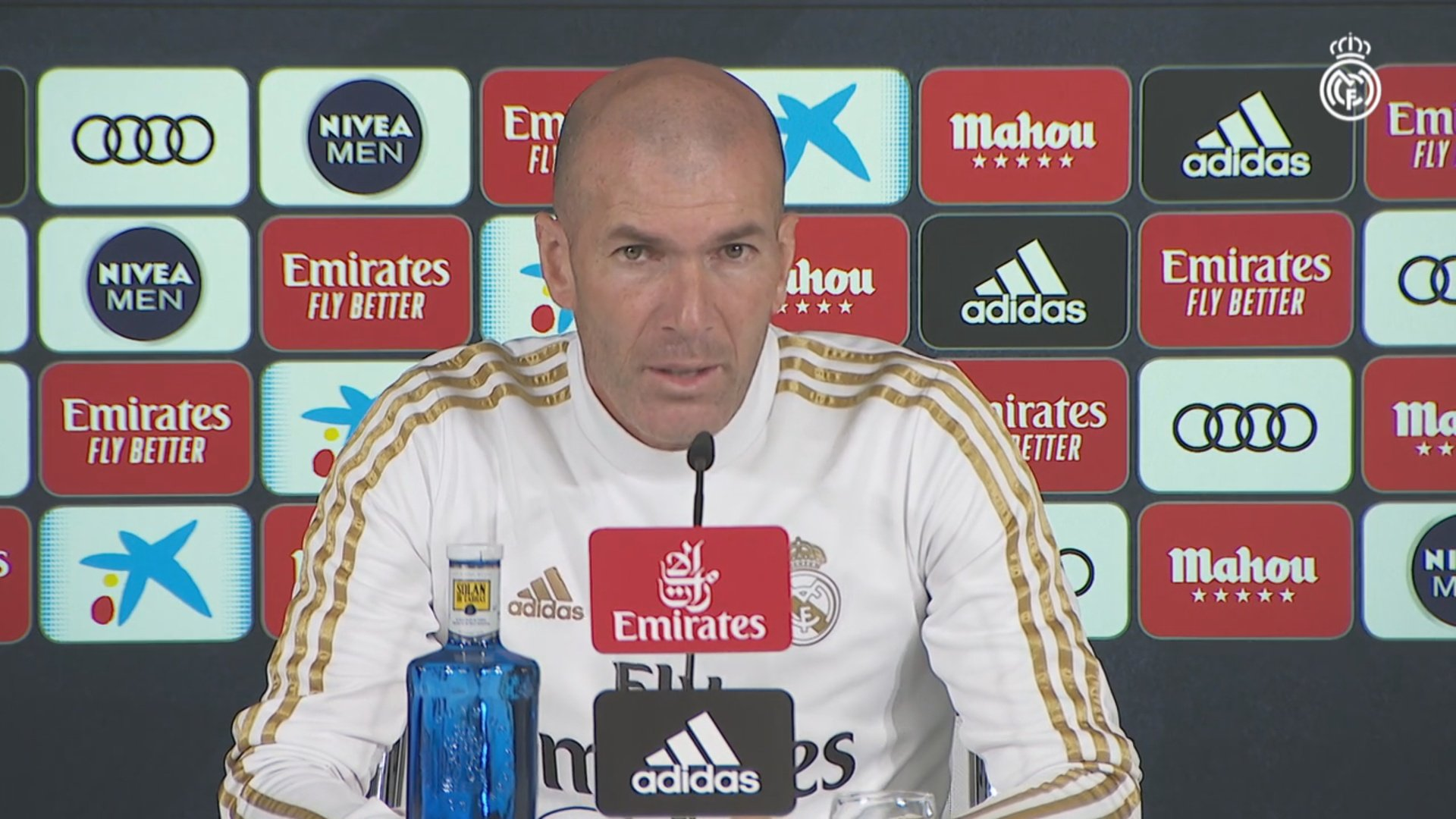 Zidane on Celta Vigo, Hazard's return, Man City and more