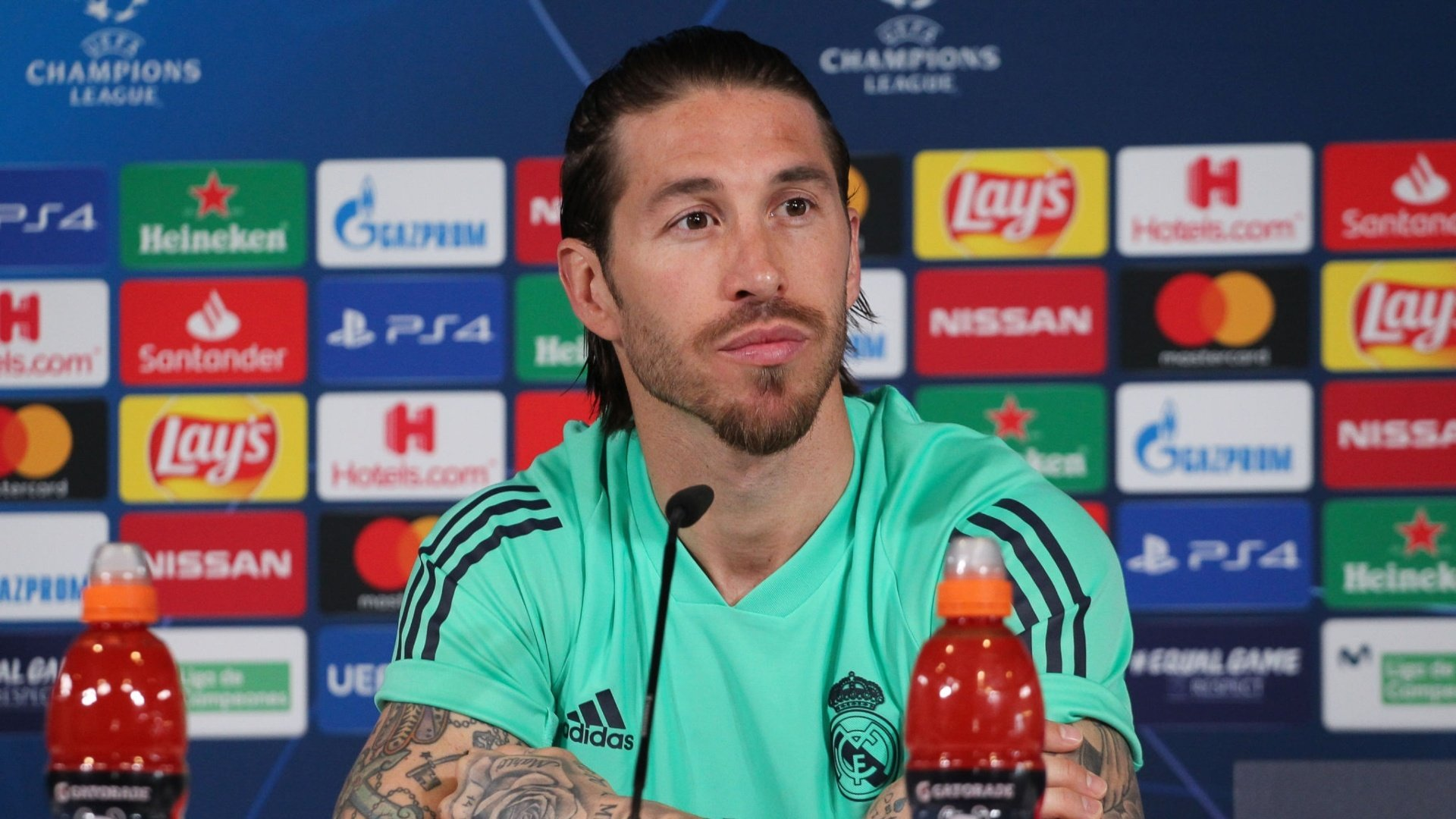 """Ramos: """"The Champions League is always a special competition for us"""""""
