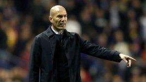 Zidane on Levante defeat, Hazard's injury and El Clásico