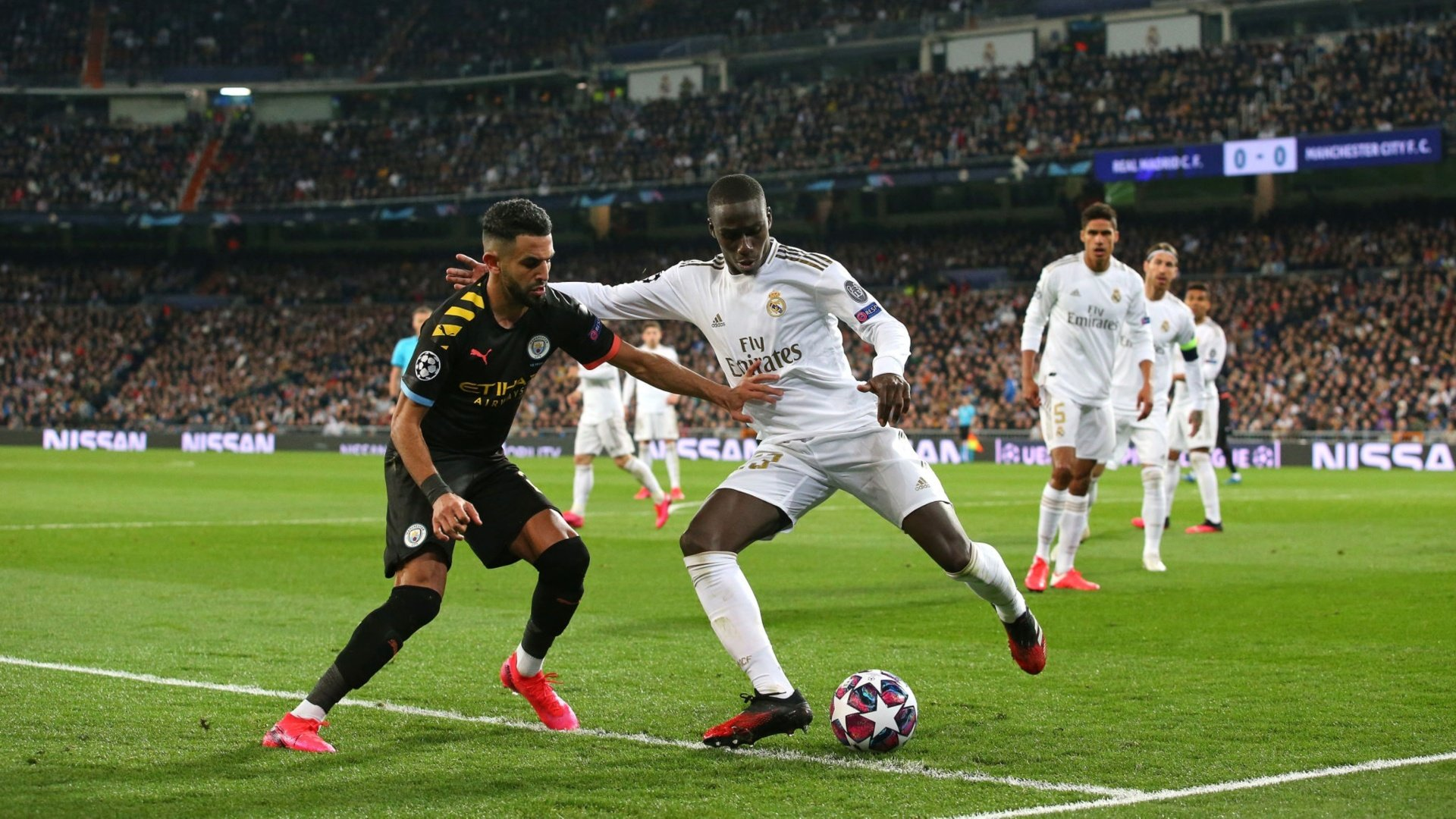 Report: Real Madrid 1-2 Manchester City