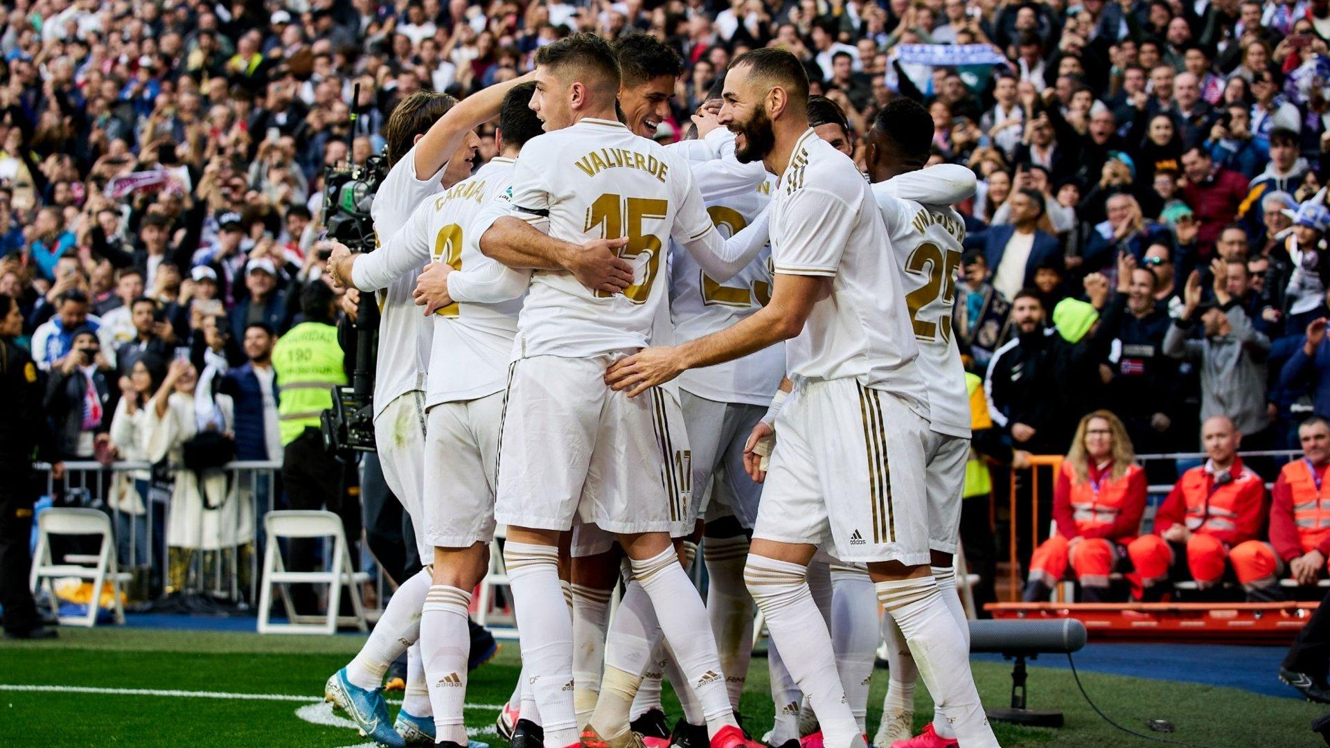 Confirmed: Real Madrid's 19-man squad for El Clásico