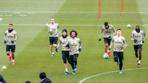 Larger group training to return on Monday in Spain